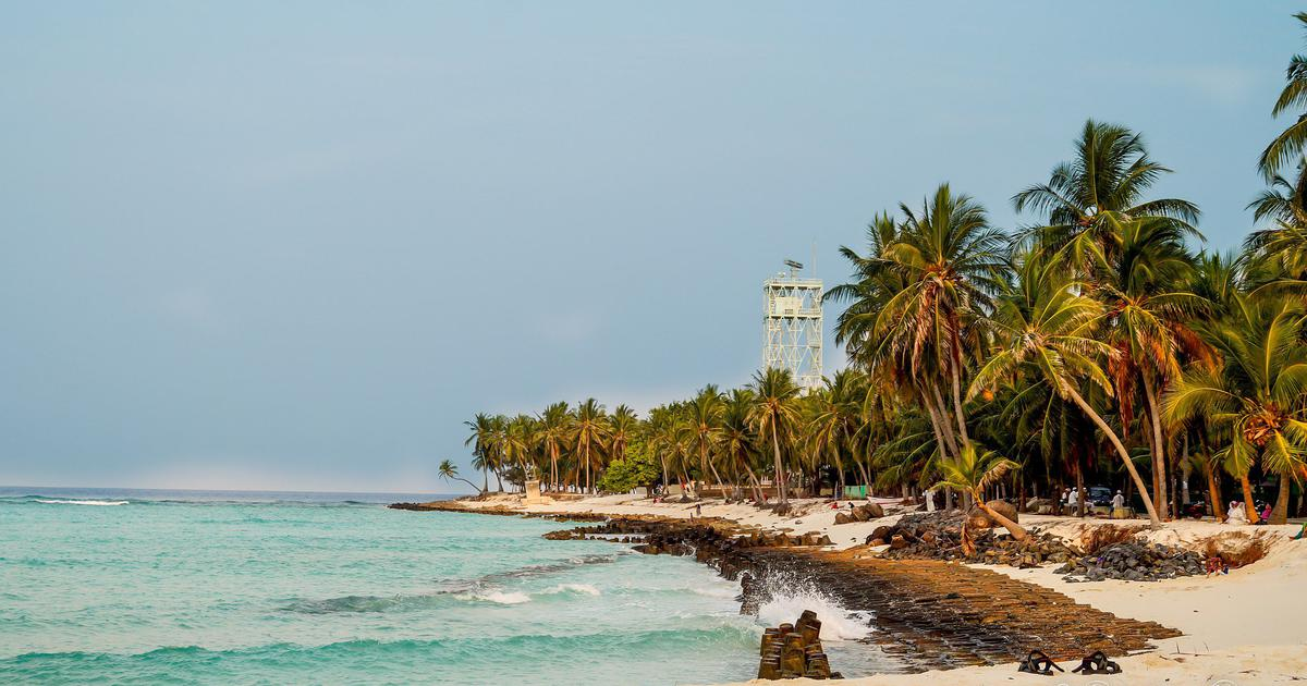 As Lakshadweep protests development plans, study urges safeguarding islands from future sea rise