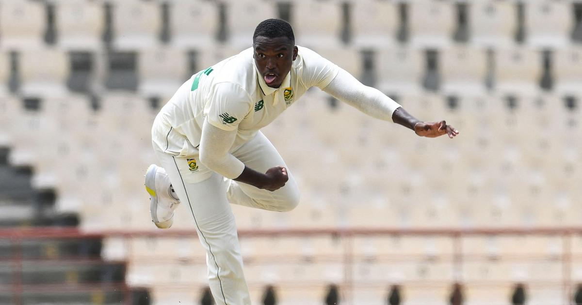 First Test: Ngidi takes five as South Africa bundle out host West Indies for 98 on day one