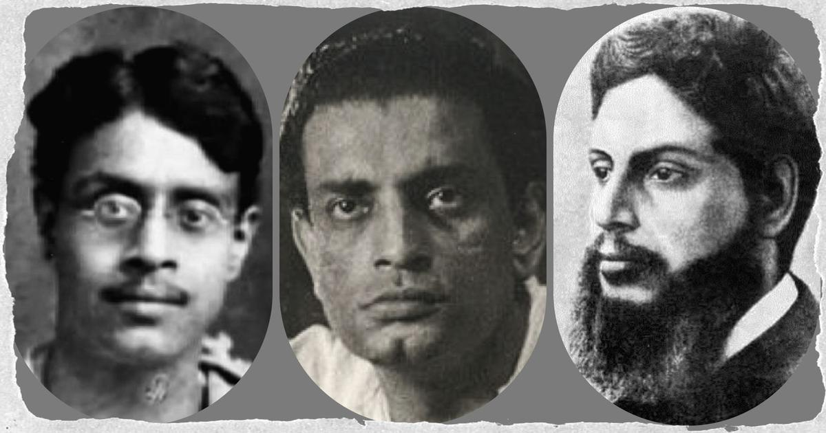Where Satyajit Ray brings alive the genius of three generations of the Ray family in one book