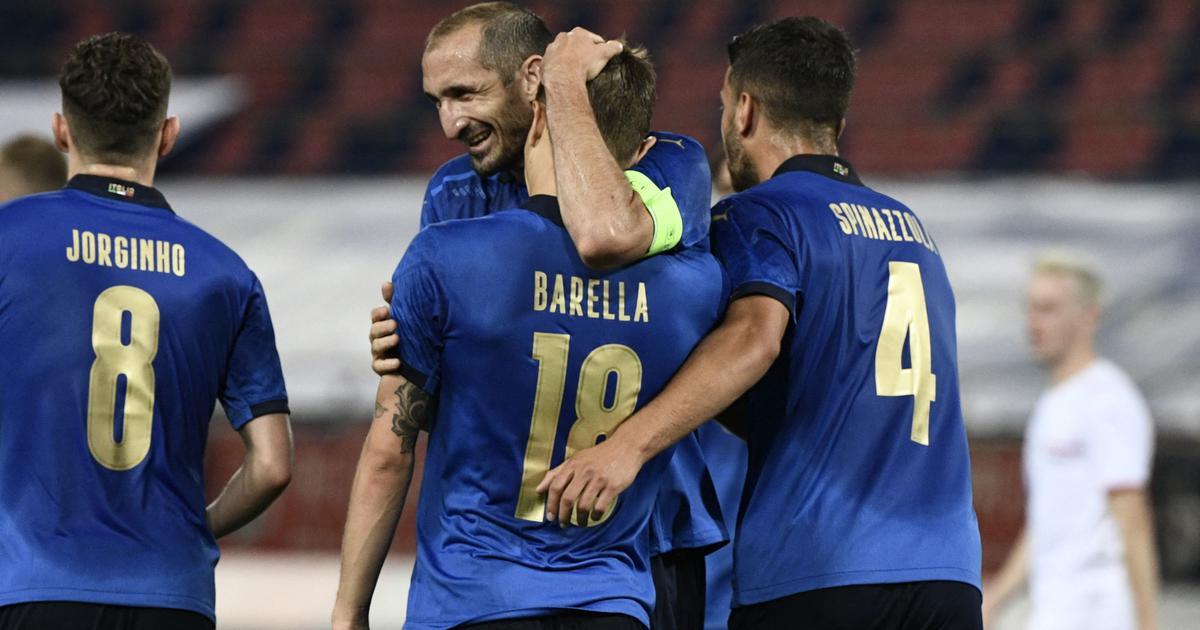 Euro 2020: European football carnival kicks off with in Rome with Italy vs Turkey