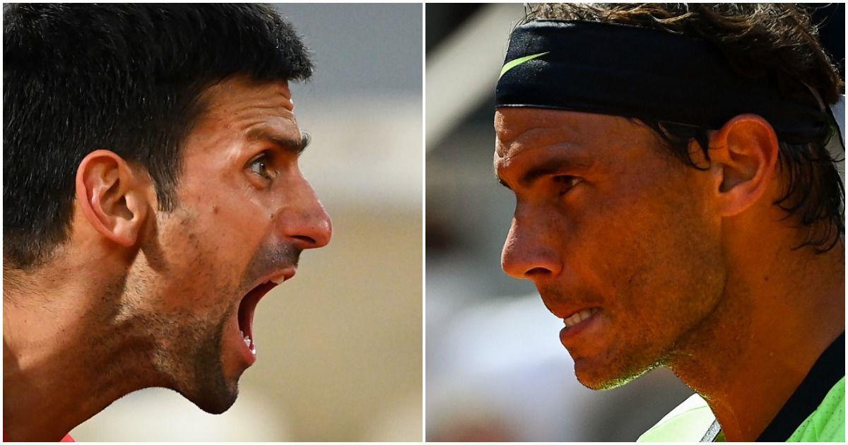 French Open semi-final as it happened: Novak Djokovic ends Rafael Nadal's reign at Roland Garros
