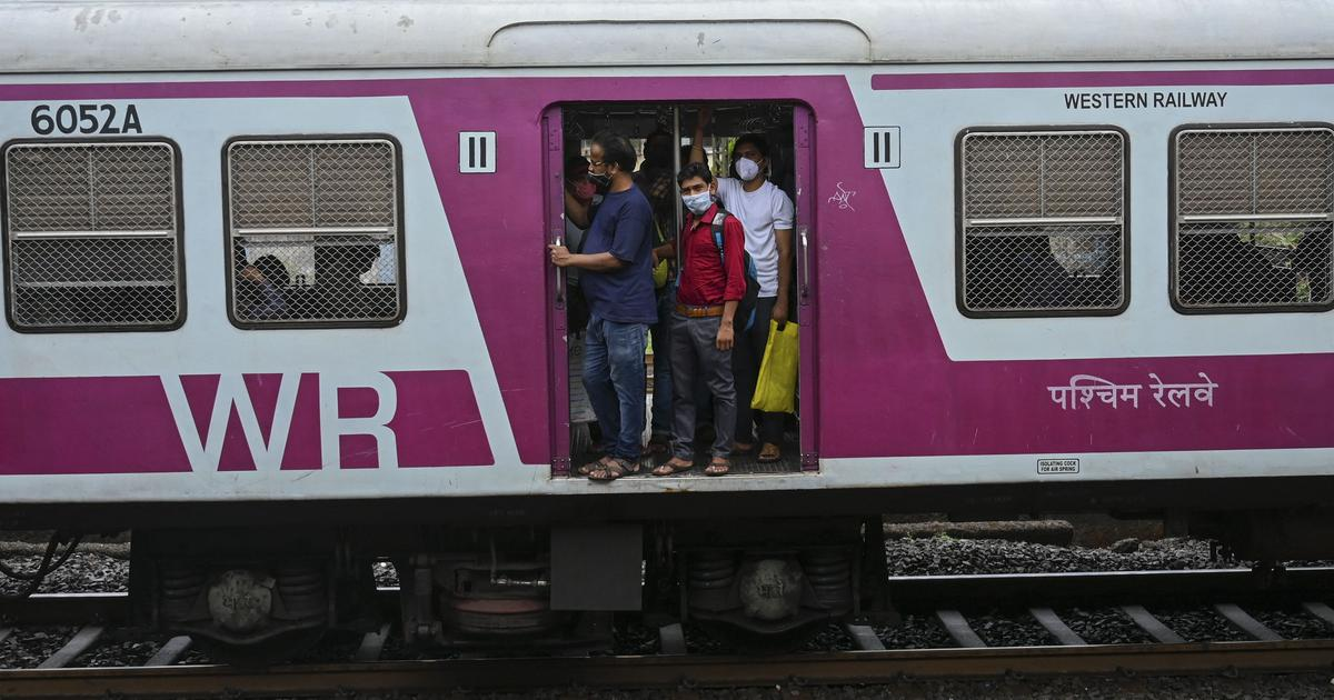 Why can't fully vaccinated people travel by local trains, Bombay HC asks Maharashtra