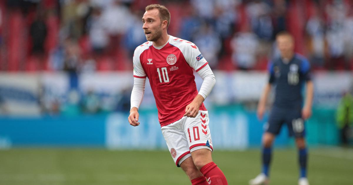 'In our thoughts and prayers': Football world unites to wish Christian Eriksen a quick recovery