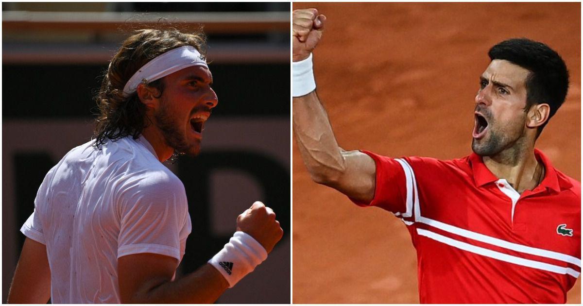 French Open men's singles final as it happened: Djokovic beats Tsitsipas in a thriller