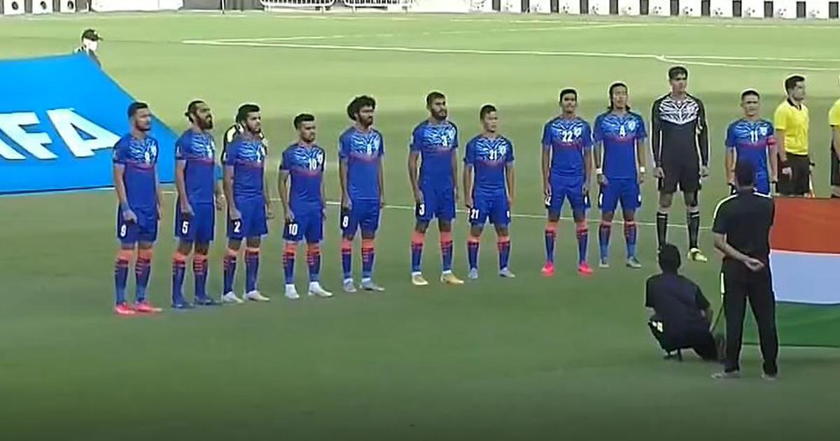 Fifa World Cup qualifiers, India vs Afghanistan as it happened: India hold on for a vital point