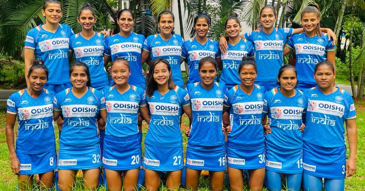 India name 8 Olympic debutants in 16-member women's hockey squad for Tokyo Games