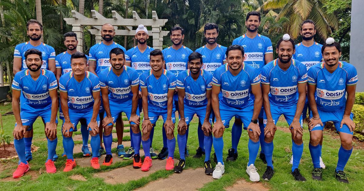 Tokyo Games: Ten Olympic debutants named in India's 16-member men's hockey squad