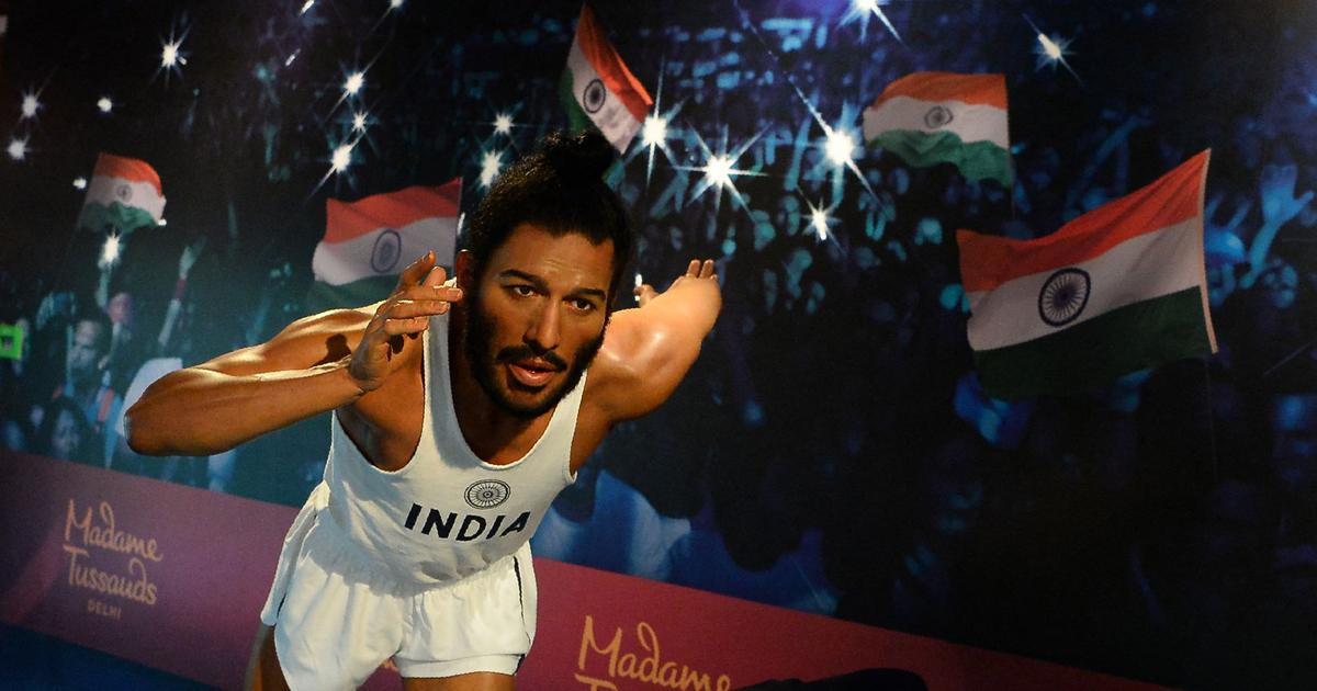 Pause, rewind, play: Milkha Singh's iconic sprint at the Rome Olympics