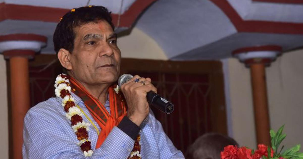 Former IAS officer AK Sharma made UP BJP vice president ahead of polls