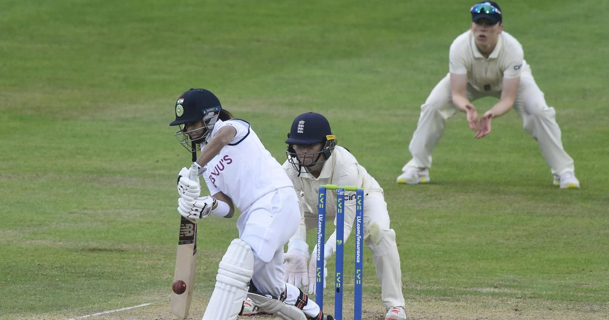 Watch: How India's young guns stole a draw from the jaws of defeat in one-off Test against England
