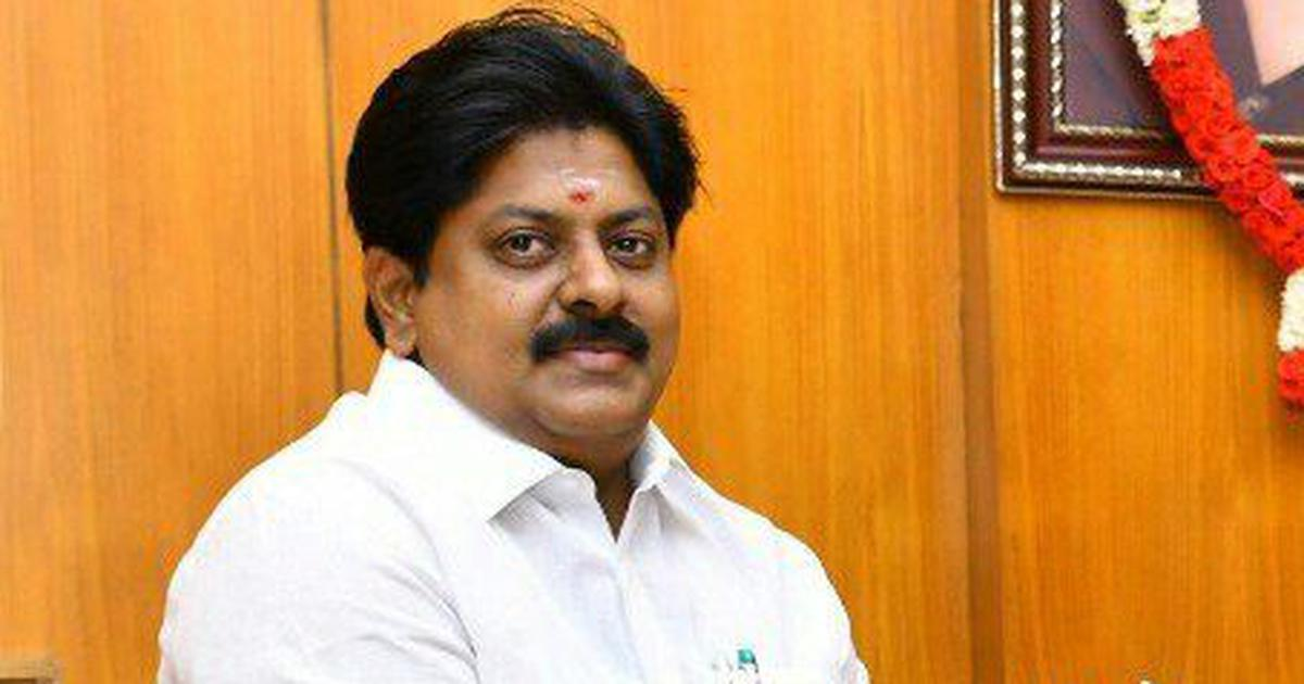 Former AIADMK minister arrested from Bengaluru for allegedly raping a woman in 2017