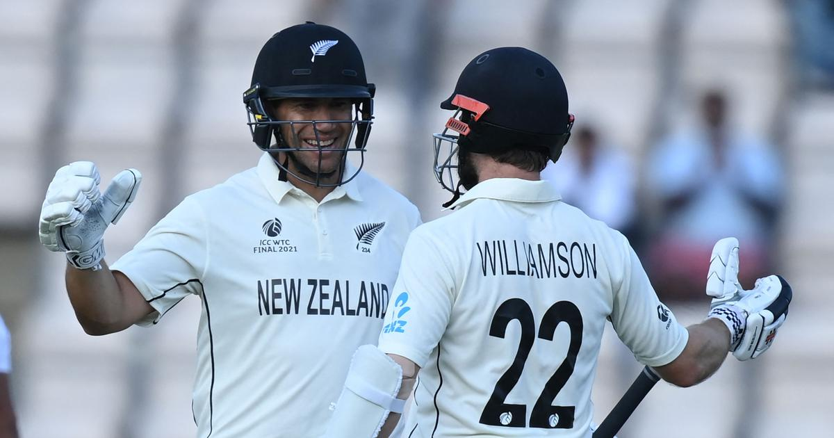 New Zealand's World Test Championship win makes up for 2019 World Cup final heartbreak: Ross Taylor