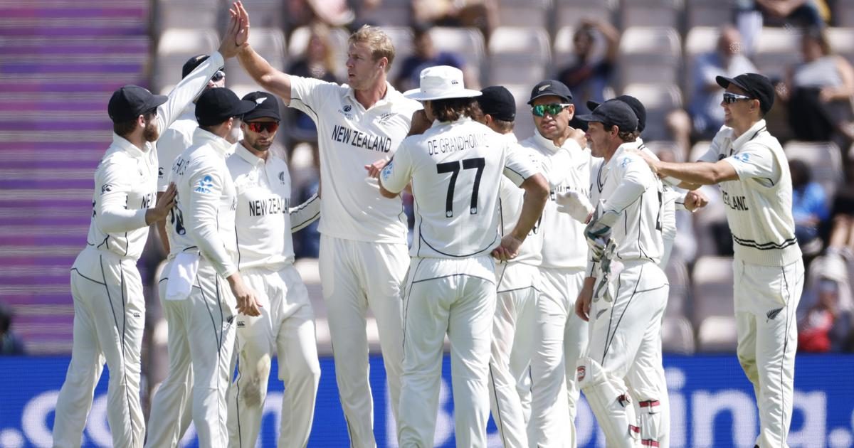 WTC Final, India vs NZ, day six as it happened: New Zealand are World Test Champions