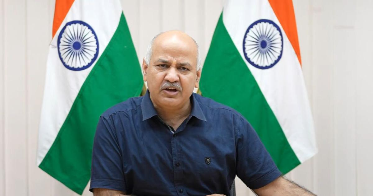 Covid: Manish Sisodia accuses BJP of lying about report on inflated oxygen demand by AAP government