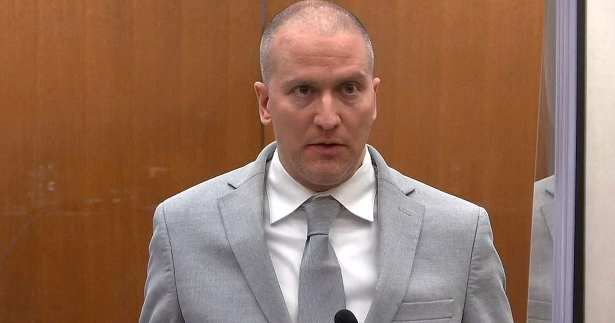 US: Former police officer Derek Chauvin sentenced to 22.5 years for George Floyd's murder