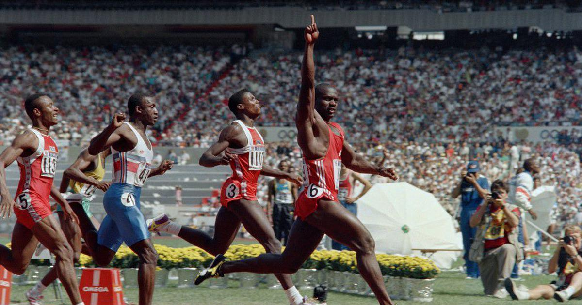 Pause, rewind, play: Ben Johnson and the dirtiest race in Olympics history