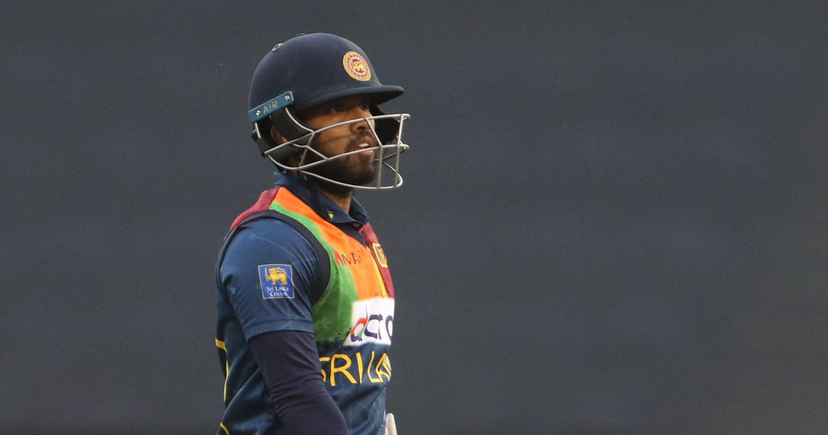 Covid-19: Sri Lanka bans three cricketers for a year for breaching bio-bubble in England