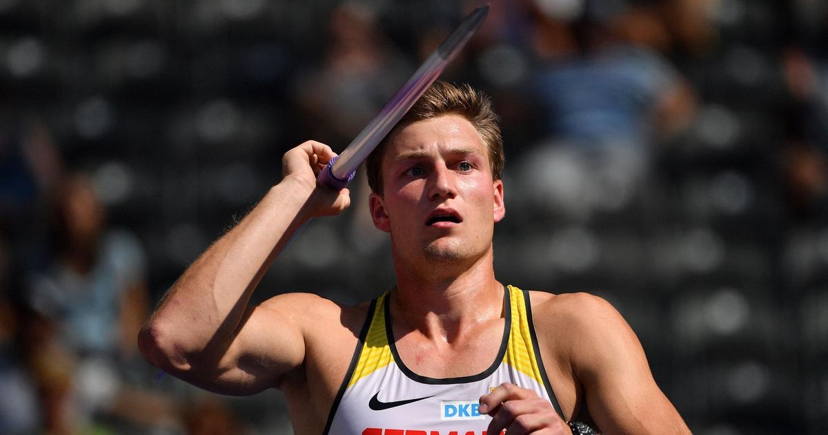 Athletics: Thomas Rohler, reigning Olympic champion in men's javelin throw, pulls out of Tokyo Games
