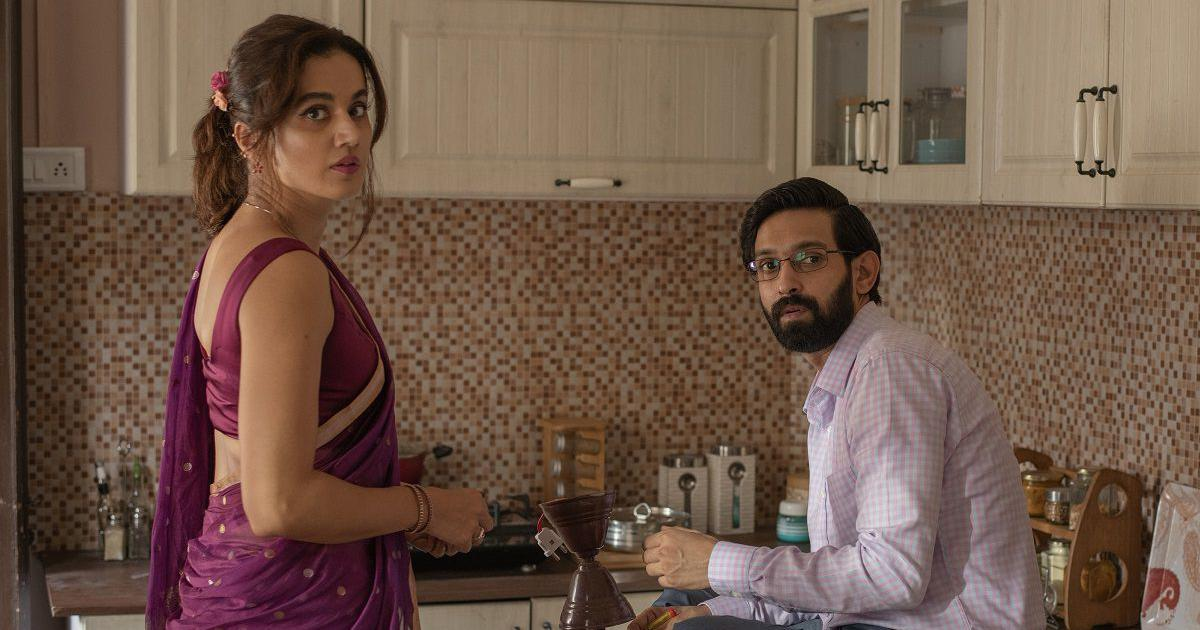 'Haseen Dillruba' review: A straightforward movie about mad love
