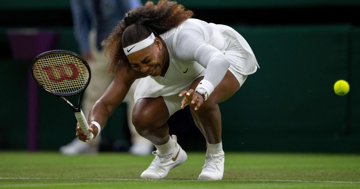 This can't be how her Wimbledon career ends: Reactions to Serena Williams' first-round injury
