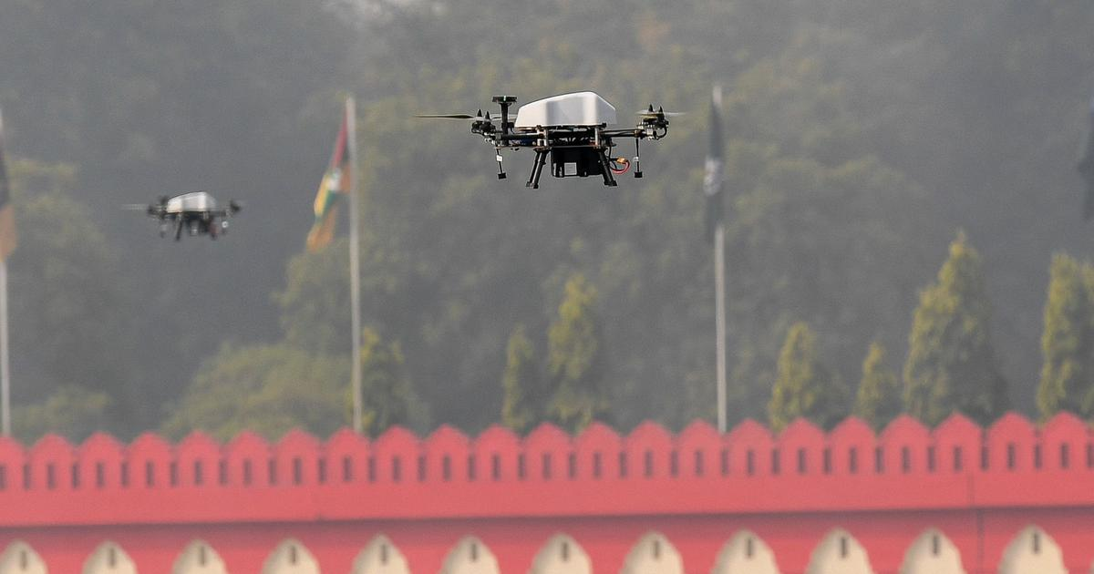 Centre relaxes existing rules in draft of new national policy on drones