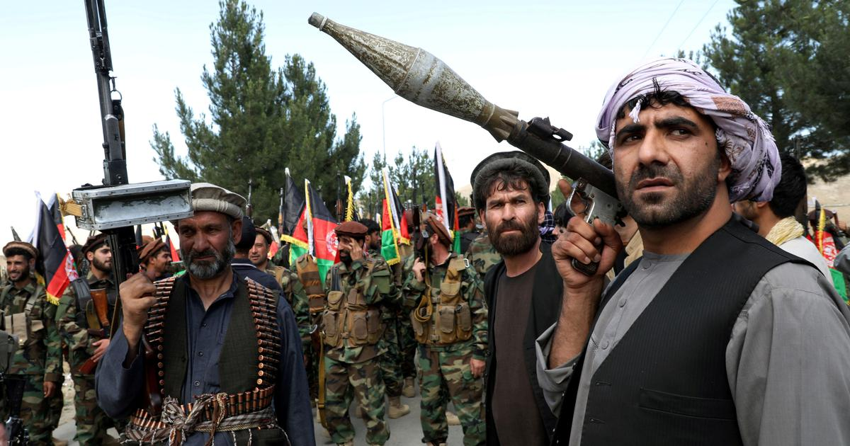 Afghanistan is edging towards a new civil war