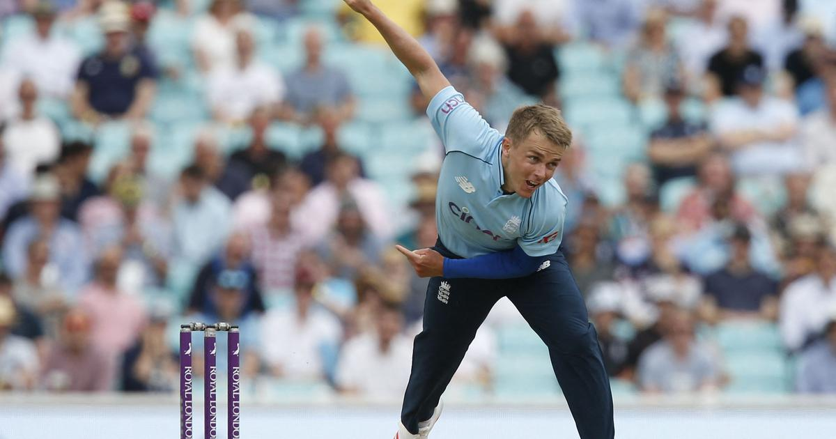 T20 World Cup: England all-rounder Sam Curran ruled out due to back injury