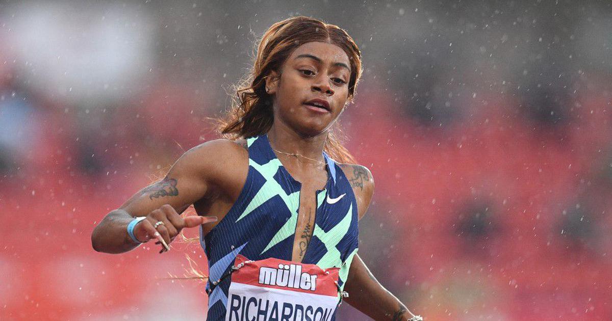 US sprint sensation Richardson reportedly tests positive for marijuana, could miss Tokyo Games