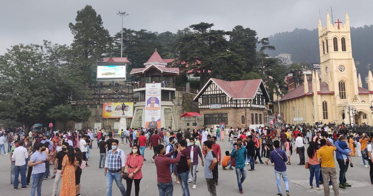 Covid-19: Crowding in hill stations is frightening, says Centre, warns of reintroducing restrictions