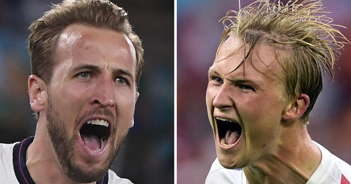 Euro 2020, semi-final: England eye first major final in over 50 years as Denmark plot an upset
