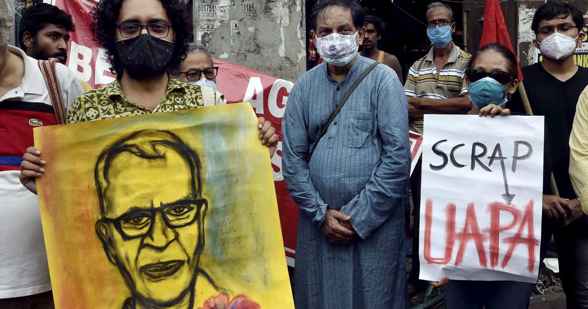 Arundhati Roy: Stan Swamy's murder is a microcosm of the not-so-slow murder of Indian democracy