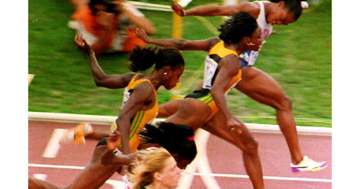 Pause, rewind, play: When five women crossed the finish line 0.06 seconds apart at the 1992 Olympics
