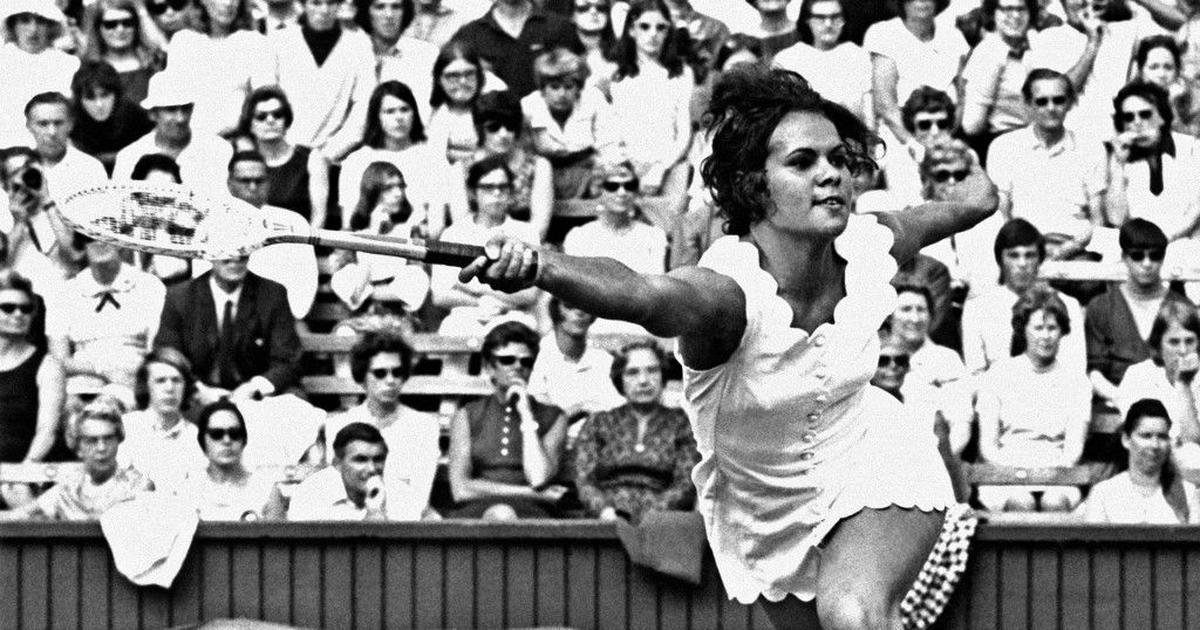 Pause, rewind, play: Fifty years before Ash Barty – story of Evonne Goolagong Cawley's Wimbledon win