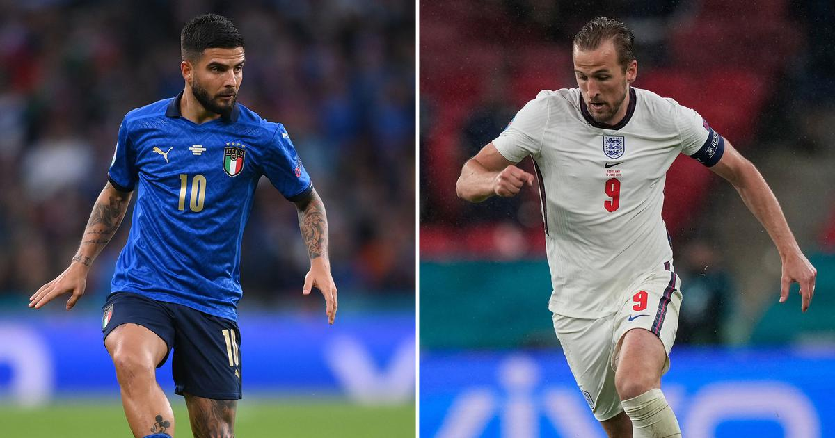 Euro 2020: England and Italy's path to final, top performers, key stats, battles to watch out for
