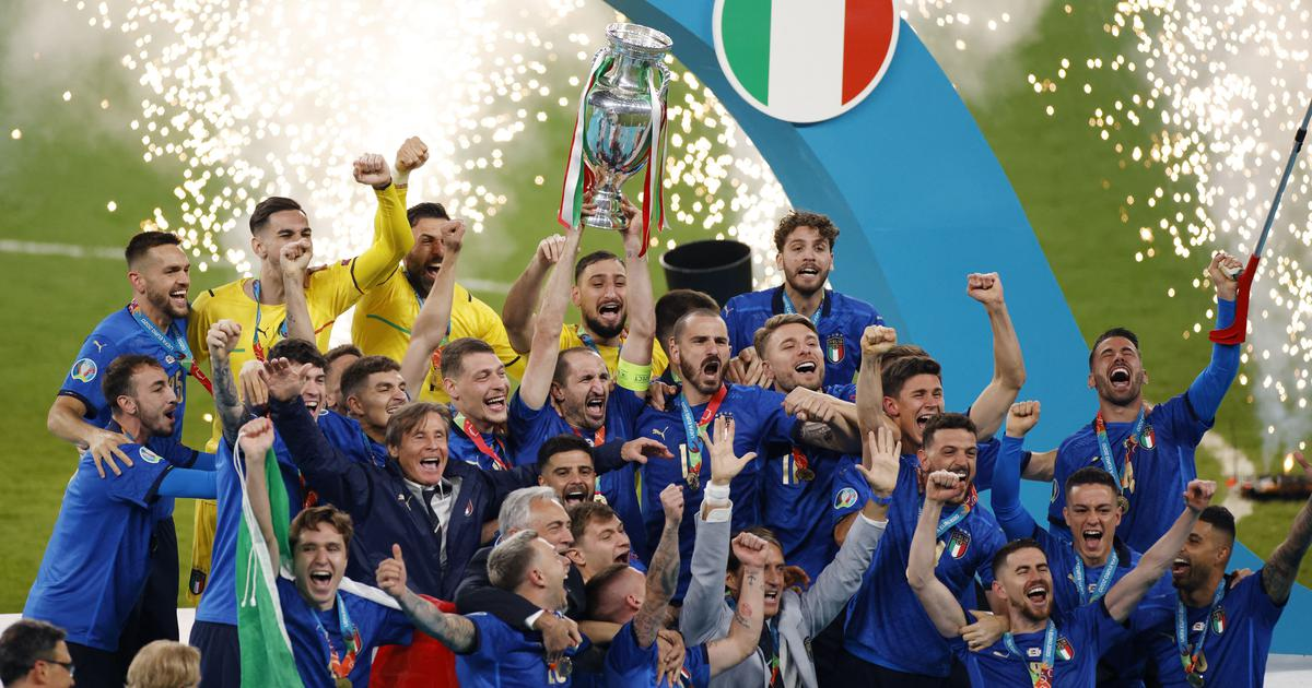 Euro 2020 final: Italy crowned European champions after beating England on penalties