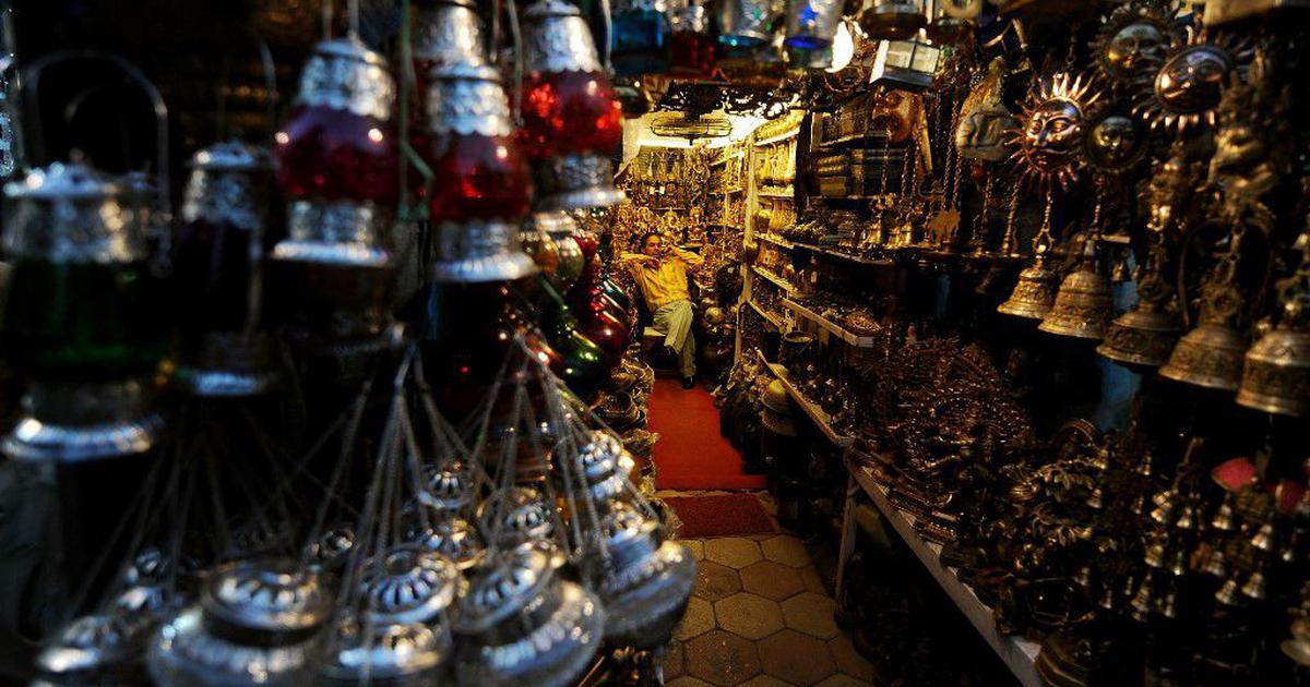 Coronavirus: Delhi's Janpath Market closed for violating pandemic protocols