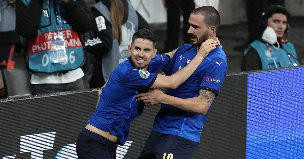 Euro 2020: Italy players dominate, Ronaldo misses out as Uefa name official team of the tournament