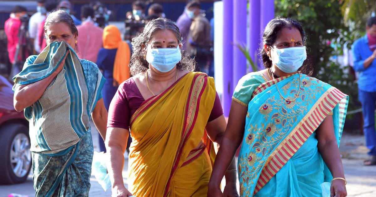 Why Kerala's rising Covid-19 cases may not be the start of India's third wave of infections