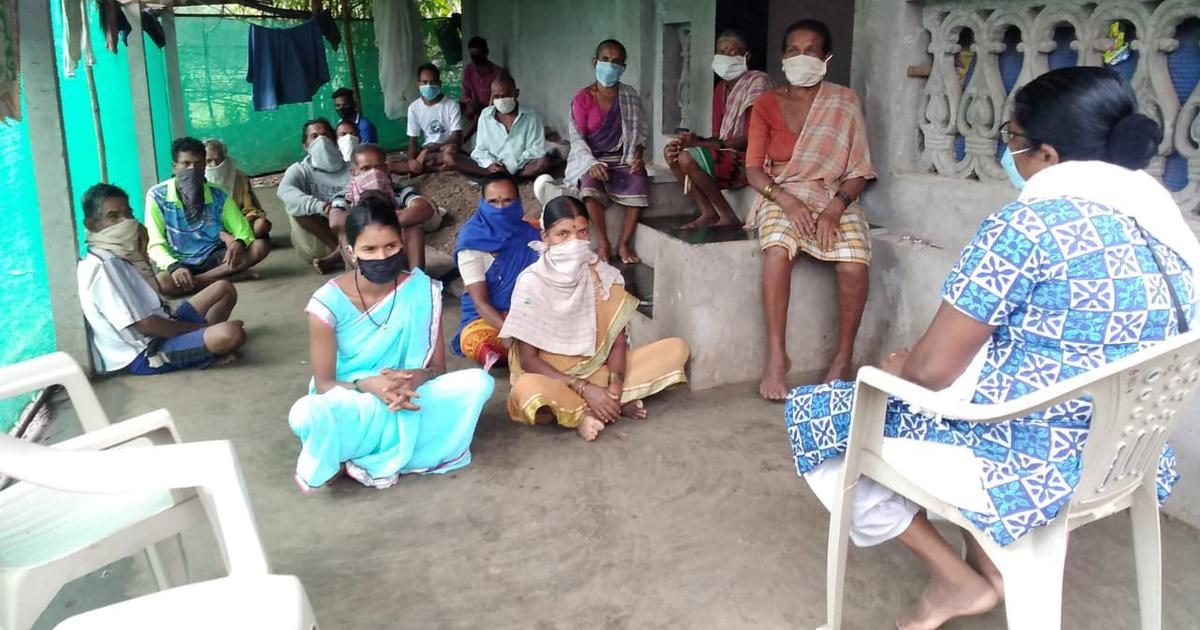 'It won't make you impotent': How activists are trying to dispel vaccine hesitancy among Adivasis