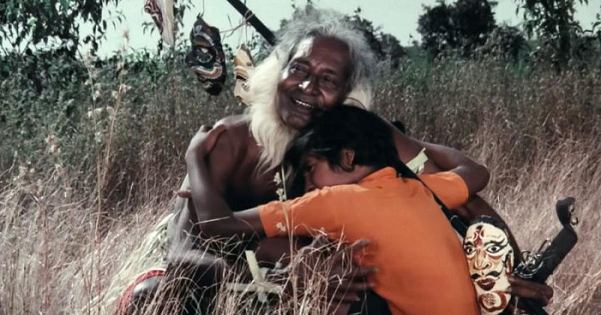 G Aravindan's classic 'Kummatty' is back in view with a sparkling new restored print