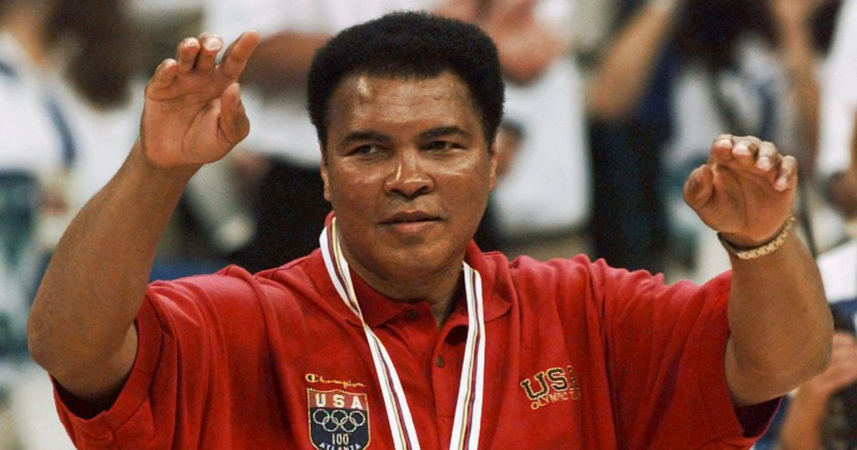 Pause, rewind, play: The Olympic gold that set Muhammad Ali on the path to greatness
