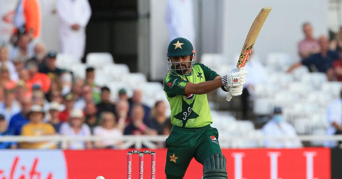 Watch highlights: Babar Azam powers Pakistan to T20I win despite Livingstone's 42-ball hundred