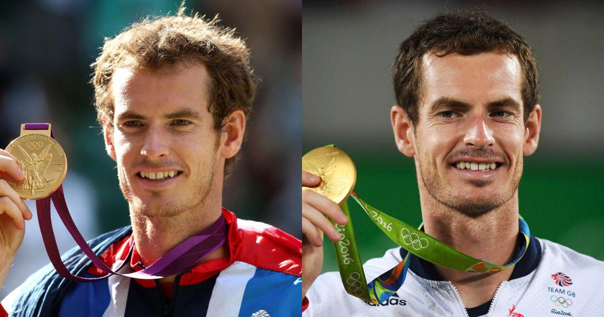Pause, rewind, play: Andy Murray's back-to-back Olympic gold medals, a historic feat in tennis