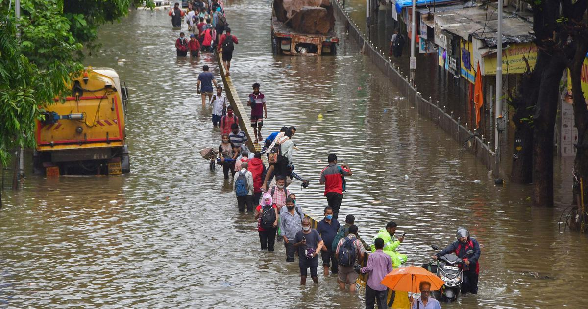 Mumbai: 31 killed in heavy rain, water supply hit after purification complex gets inundated