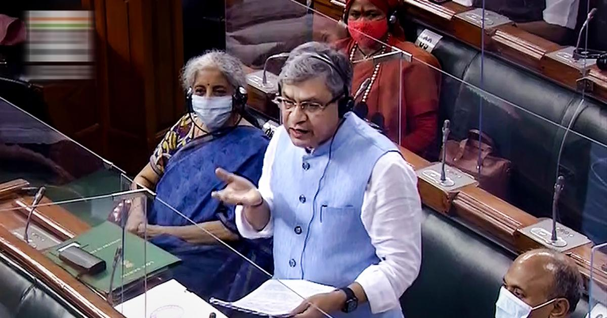 Pegasus: Illegal surveillance not possible in India, says IT minister in Parliament