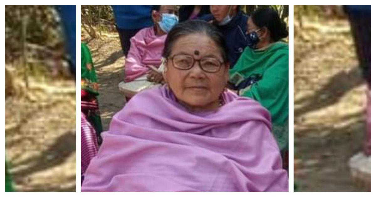 Soibam Ongbi Momon Leima (1951-2021): An activist inextricably mixed with Manipur's tortured history