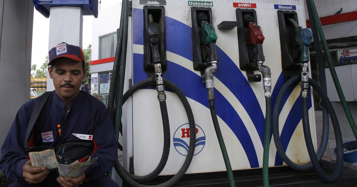 With a 20% hike since January, India's high fuel prices are denting its already stressed economy