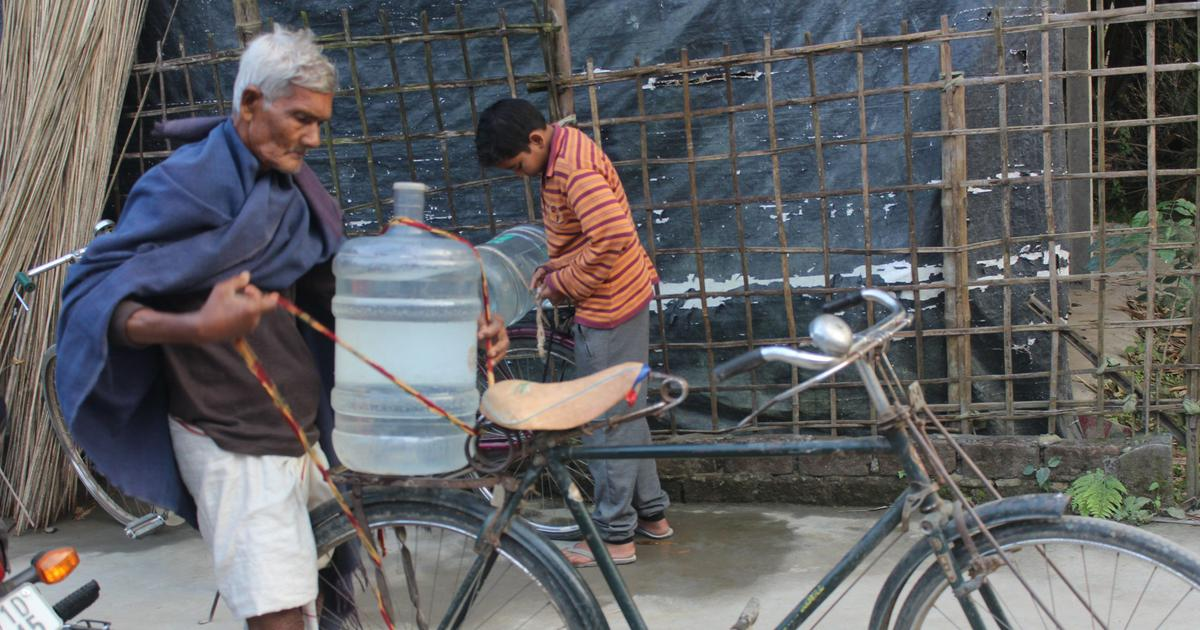 In Assam, an 'ATM' is supplying arsenic-free groundwater to villagers