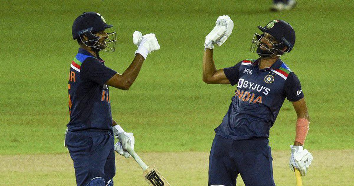 'India B' they said, B - Brilliant: Reactions to Deepak Chahar's epic 69 in win over Sri Lanka