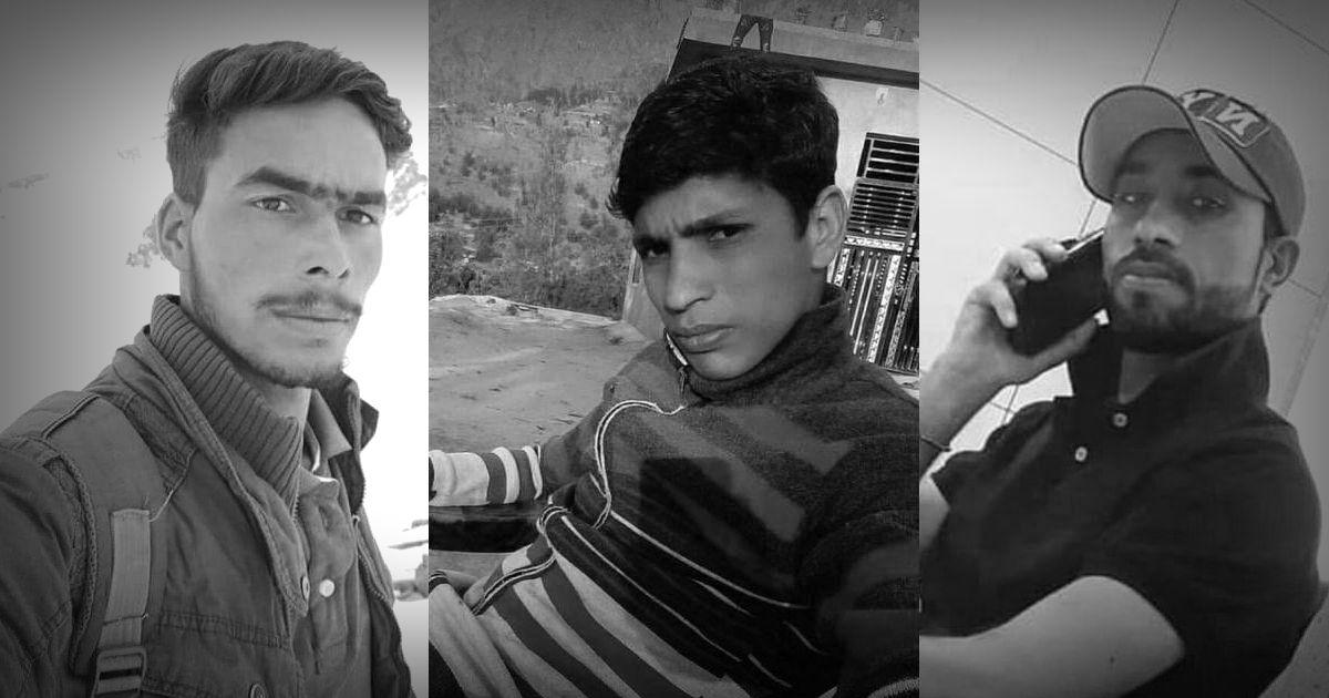 One year after three young workers killed in Kashmir fake encounter, police probe filled with holes